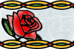 Notice - Glass Rose